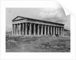 The Theseion, the agora, Athens, Greece by Anonymous
