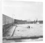 Swimming pool, Balboa, Panama by Anonymous