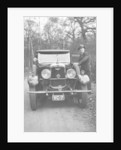 Alvis Silver Eagle by Anonymous