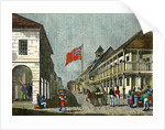 Junction of Harbour Street and King Street, Kingston, Jamaica by Anonymous