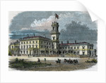 Government House, Melbourne, Victoria, Australia by Anonymous