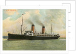 RMS 'Lucania' by Anonymous