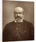 Cecil Howard, British theatre critic by Ernest Barraud