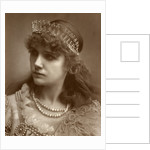 Marion Hood, British soprano opera and musical theatre singer by St James's Photographic Co
