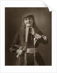 British actress Alice Atherton in 'Oliver Grumble' by Barraud