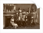 The Vaudeville Company in 'The Road to Ruin', at the Vaudeville Theatre, London by Barraud