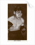 Eric Boon, British boxer by Anonymous
