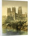 Durham Cathedral, County Durham by Hanhart