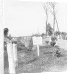 London Rifle Brigade Cemetery, Ploegsteert, Belgium, World War I by Nightingale & Co