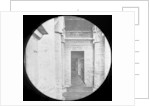 Interior of the Temple of Dendera, Egypt by Newton & Co