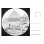 The Great Pyramids, Giza, Egypt by Newton & Co
