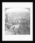 Capture of Jerusalem, Palestine, World War I by Realistic Travels Publishers