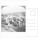 Supplies landed at Suvla Bay, Turkey, Gallipoli landings, World War I by Realistic Travels Publishers
