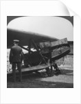 'Armour plated German plane used to attack the Allied trenches', World War I by Realistic Travels Publishers