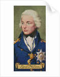 Lord Nelson, taken from a series of cigarette cards by Anonymous