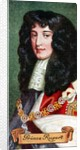 Prince Rupert, taken from a series of cigarette cards by Anonymous