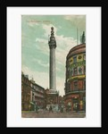 Monument, London by Anonymous