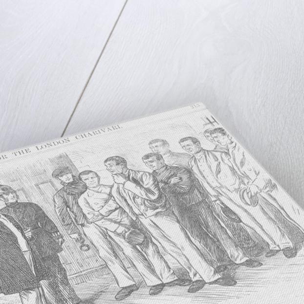 Pity The Poor Prisoners? by Charles Samuel Keene