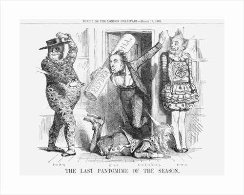 The Last Pantomime of the Season by Anonymous