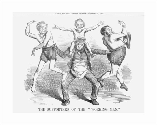 The Supporters of the Working Man by Anonymous