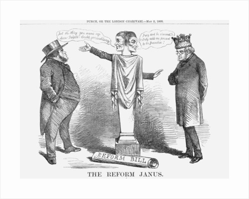 The Reform Janus by Anonymous