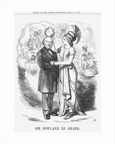 Sir Rowland Le Grand by John Tenniel