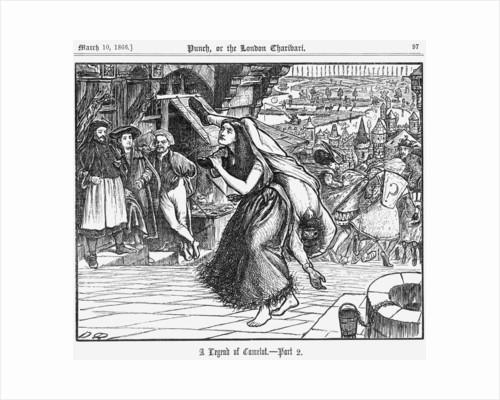 A Legend of Camelot - Part 2 by George du Maurier