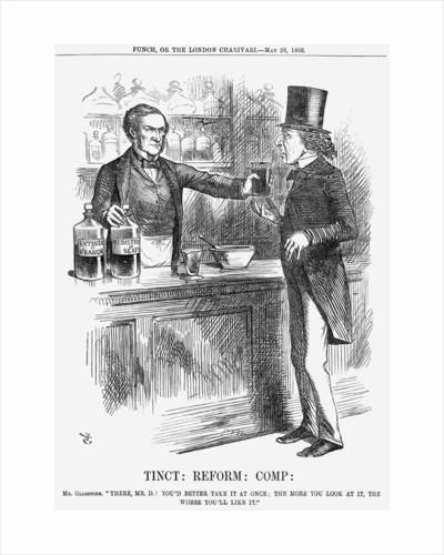 Tinct: Reform: Comp: by John Tenniel