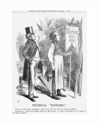 Political Economy by John Tenniel