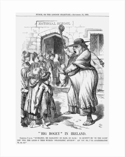 Big Bogey in Ireland by Joseph Swain