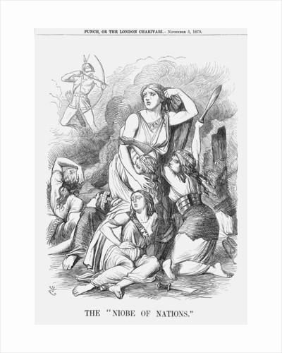 The Niobe of Nations by Joseph Swain