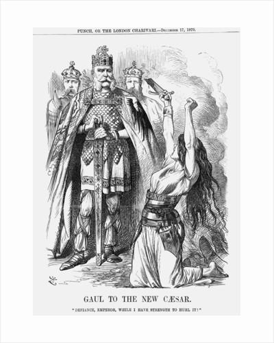 Gaul to the New Caesar by Joseph Swain