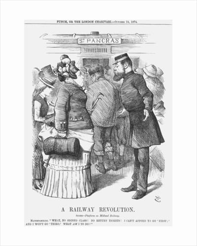 A Railway Revolution by Joseph Swain