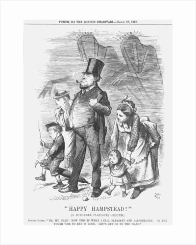 Happy Hampstead! by Joseph Swain