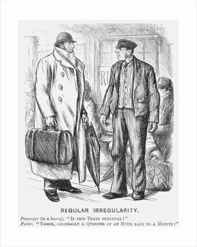 Regular Irregularity by Charles Samuel Keene