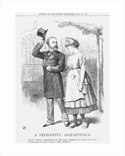 A Delightful Acquaintance by Joseph Swain