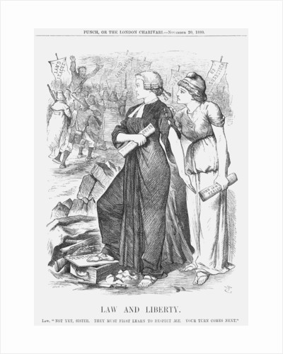 Law and Liberty by Joseph Swain
