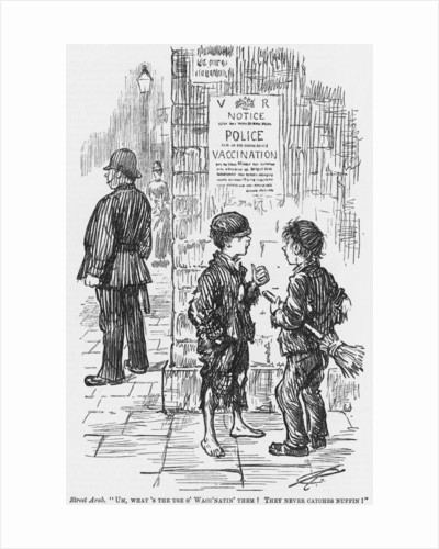 A satirical look at the chances of the average police constable's ability to catch a cold by Anonymous