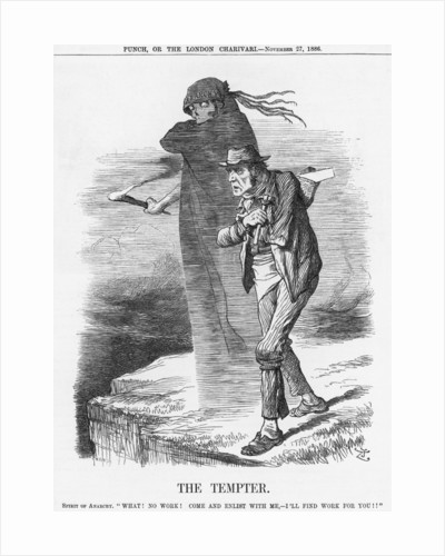 The Tempter by Joseph Swain