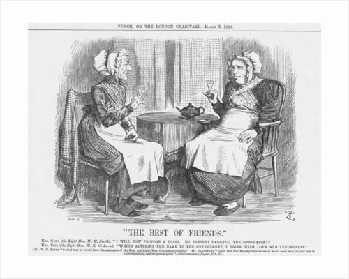 The Best of Friends by Joseph Swain