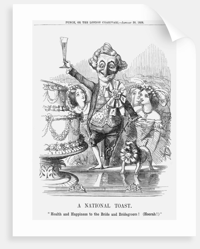A National Toast by Anonymous