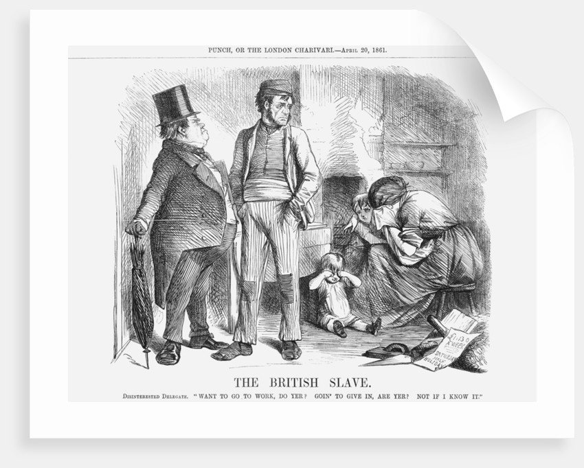 The British Slave by Anonymous