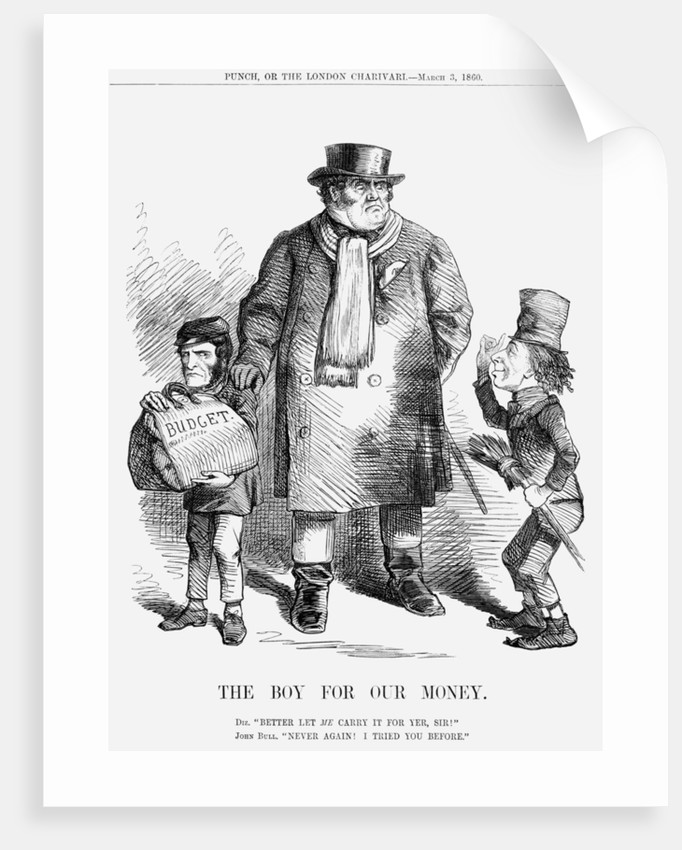 The Boy for our Money by Anonymous