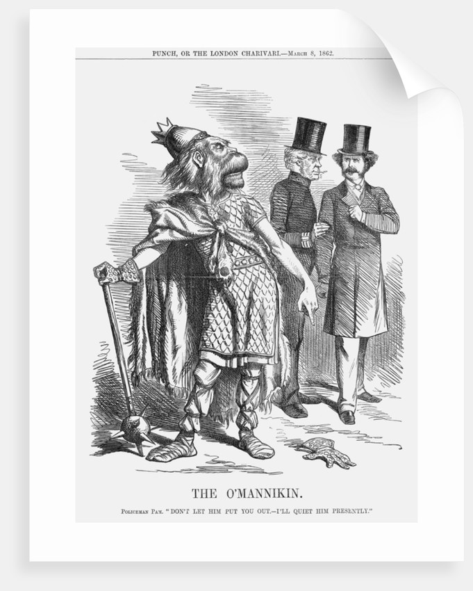 The O'Mannikin by Anonymous