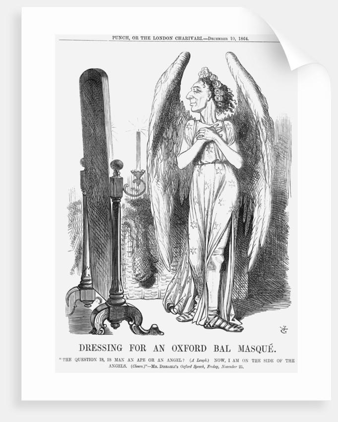 Dressing for an Oxford Bal Masqué by John Tenniel