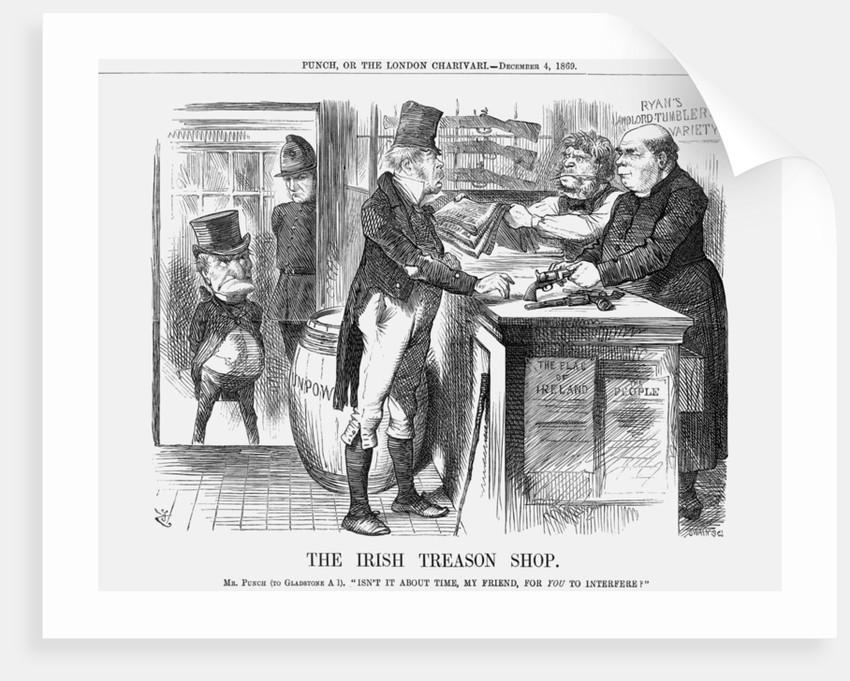 The Irish Treason Shop by Joseph Swain