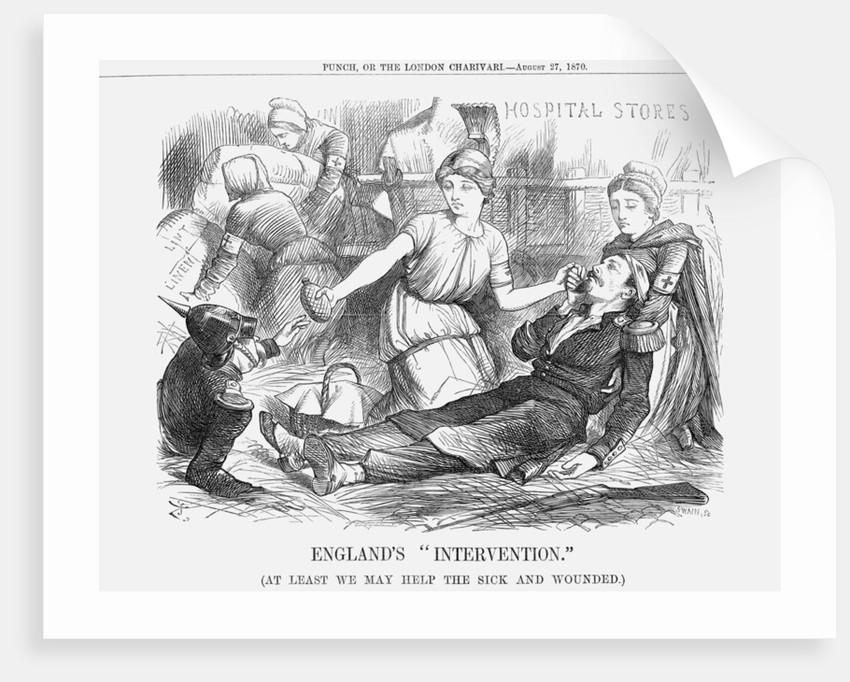 England's Intervention by Joseph Swain