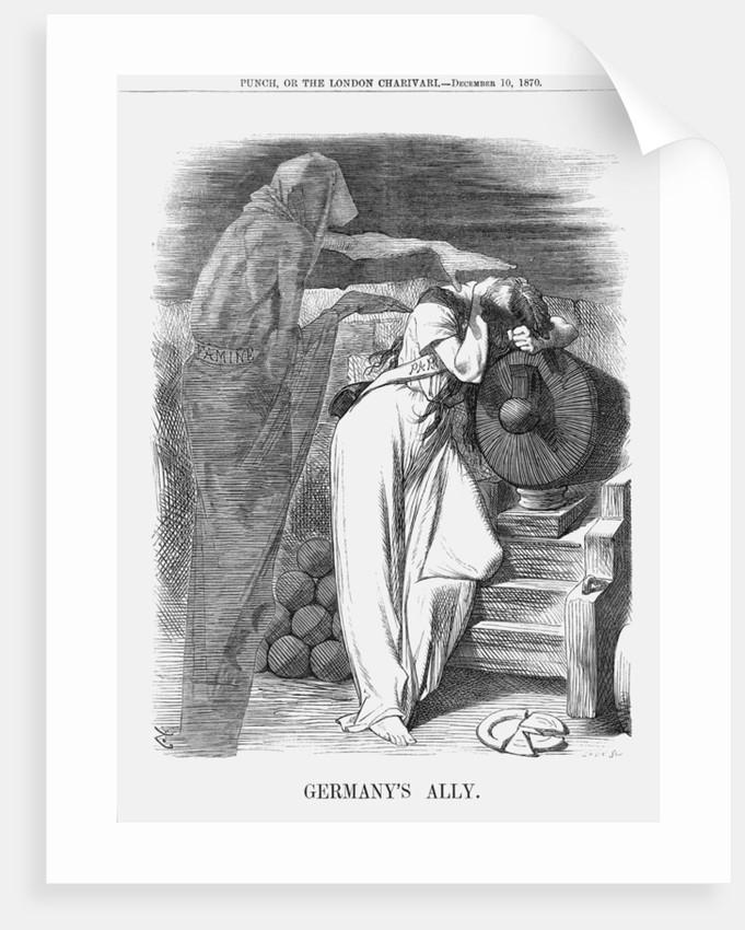 Germany's Ally by Joseph Swain
