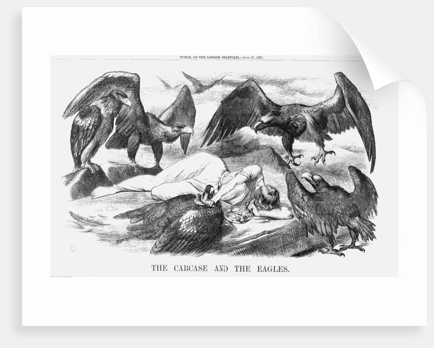 The Carcase and the Eagles by Joseph Swain