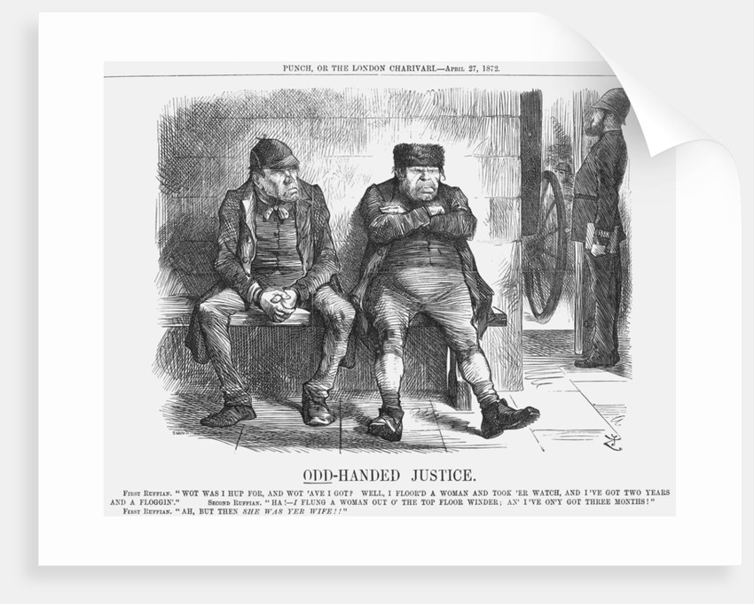 Odd-Handed Justice by Joseph Swain